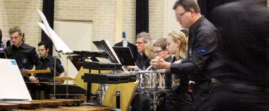 db 550 drumband actie