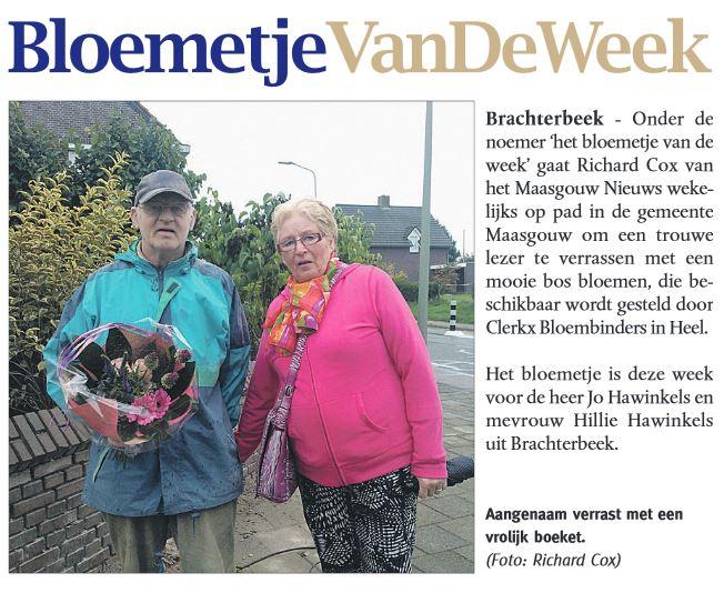 20131024 bloemetjes maasgouw nieuws hawinkels