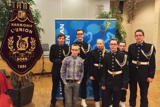 db 550 Slagwerksolisten 17-01-2015