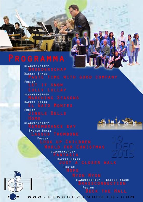 db 550 programma TOP Concert 19 12 2015