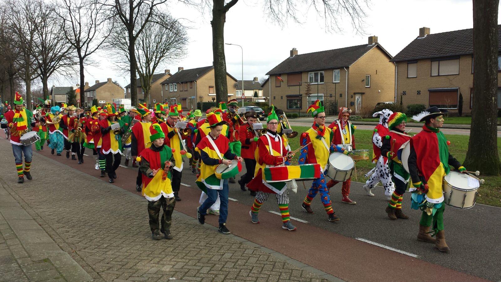 2016 carnavalsoptocht