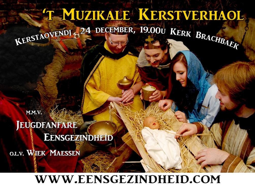 JFF 1000 Poster Muzikale Kerstverhaol 2016